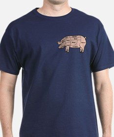 Pork Cuts 1 T-Shirt