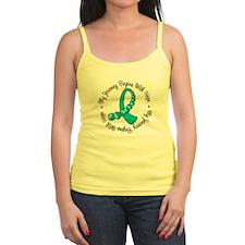 Ovarian Cancer Journey Jr.Spaghetti Strap