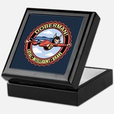DoberMan Keepsake Box