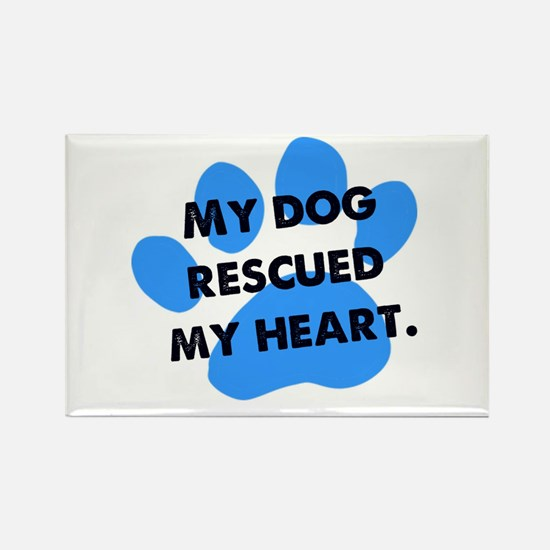 Rescue Dog Love Magnets