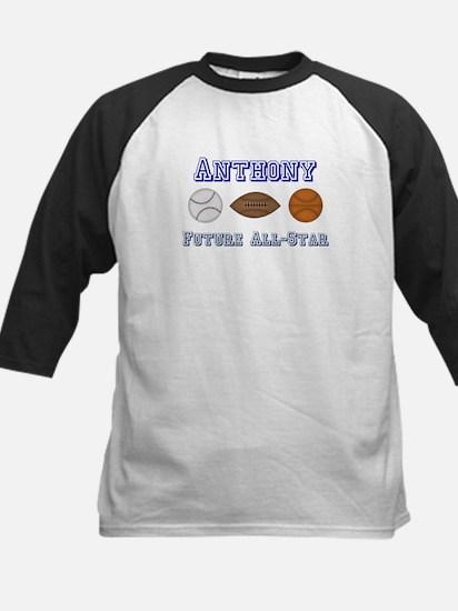 Anthony - Future All-Star Kids Baseball Jersey