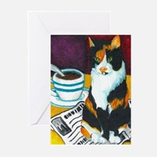 Molly's Morning Greeting Cards (Pk of 10)