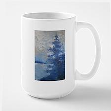 Blue Pine Mug