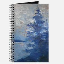Blue Pine Tree Journal