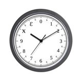 Dozenal Basic Clocks