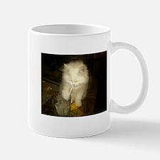 DRINKING_CAT Mugs