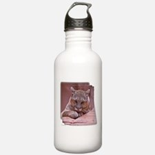 Cougar Sports Water Bottle