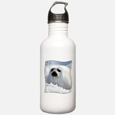 Harp Seal Water Bottle
