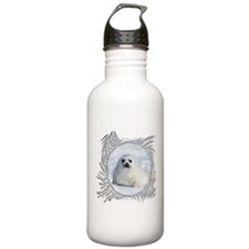 Harp Seal Sports Water Bottle