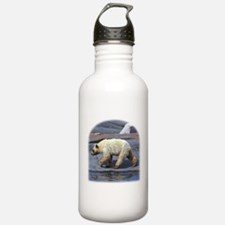 Spirit Bear Water Bottle