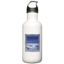 Arctic Ice Floe Water Bottle