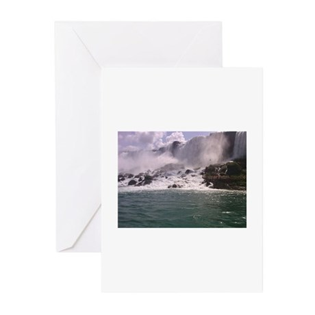 Niagara Falls - US Greeting Cards (Pk of 20)