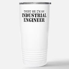 Industrial Engineer Travel Mug