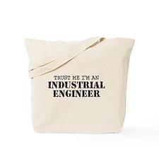 Industrial Engineer Tote Bag