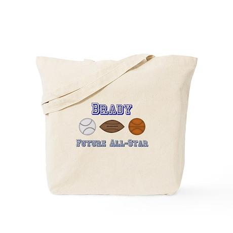 Brady - Future All-Star Tote Bag