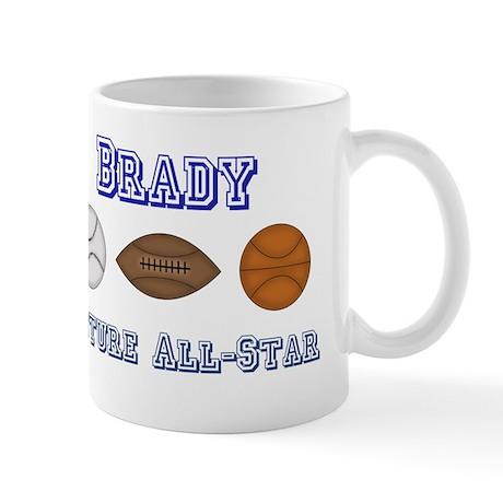 Brady - Future All-Star Mug