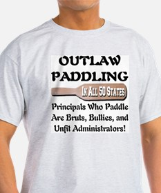 Outlaw Corporal Punishment T-Shirt