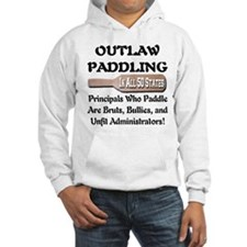 Outlaw Corporal Punishment Hoodie