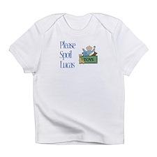 Please Spoil Lucas Infant T-Shirt