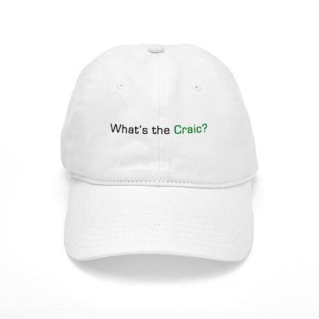 What's the craic? Cap