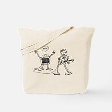 RoboShredder & AmpDroid Tote Bag