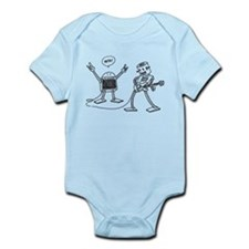 RoboShredder & AmpDroid Infant Bodysuit