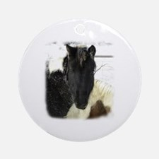 4-H Horses Ornament (Round)