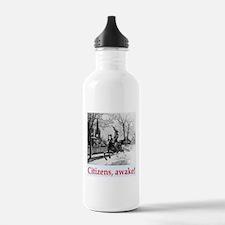 Citizens, awake! Water Bottle