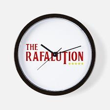 The Rafalution ***** Wall Clock
