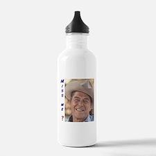 Reagan: miss me? Water Bottle