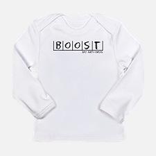 Boost Anti-Drug Long Sleeve Infant T-Shirt