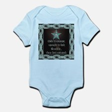 Handfasting Invitation Set Infant Bodysuit