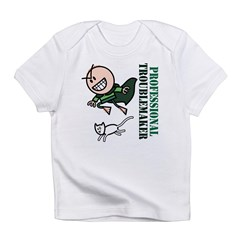 Belkar: Prof. Troublemaker Infant T-Shirt