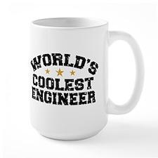 World's Coolest Engineer Mug