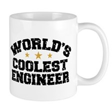 World's Coolest Engineer Mug