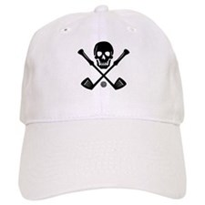 I Love Golf Baseball Cap