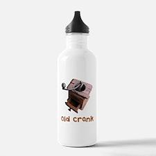 old crank Water Bottle