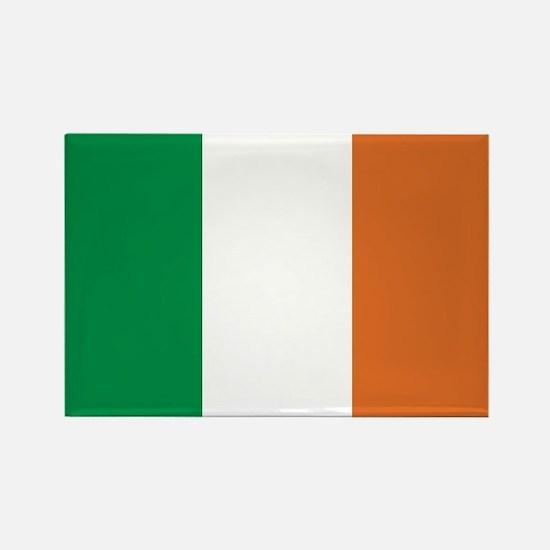 Ireland Irish Flag Rectangle Magnet