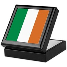 Ireland Irish Flag Keepsake Box
