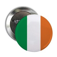"Ireland Irish Flag 2.25"" Button"