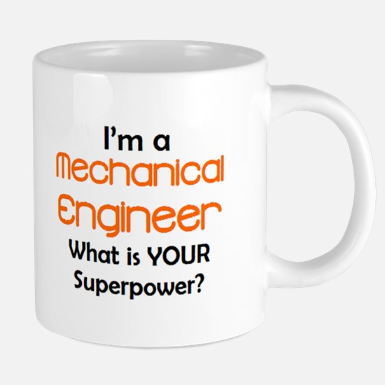 mechanical engineer2 20 oz Ceramic Mega Mug