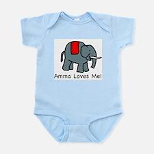 Amma Loves ME Infant Creeper