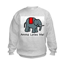 Amma Loves ME Sweatshirt
