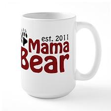 Mama Bear Est 2011 Mug