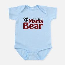 Mama Bear Est 2011 Infant Bodysuit