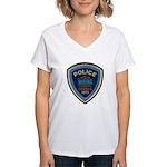 Marana Arizona Police Women's V-Neck T-Shirt