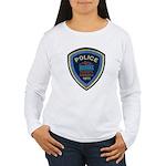 Marana Arizona Police Women's Long Sleeve T-Shirt