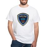 Marana Arizona Police White T-Shirt