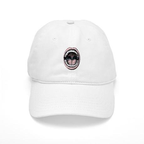 open wide Cap