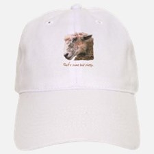 That's some bad sheep. Baseball Baseball Cap